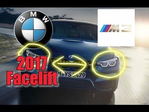 NEUER BMW M3 Facelift 2017 Premiere  Deutsch HD | AMT Auto-Motorsport-Tuning