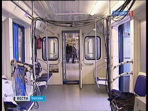 81-760/761 - новые вагоны московского метро