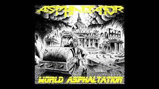 Asphaltator - World Asphaltation (EP, 2016)