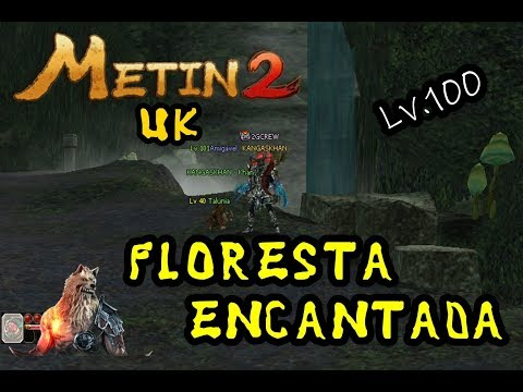 Download [03] Metin2 UK - ANDO PELA FLORESTA ENCANTADA A