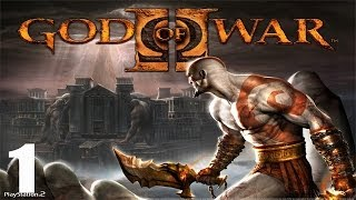 Let's Play God Of War II #1 - Fall From Godhood