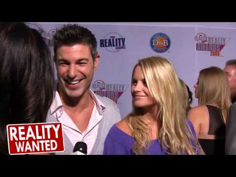 FOX Reality Awards Interview With Jeff and Jordan From Big Brother 11