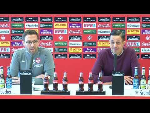 LIVE: Pressekonferenz vor dem Heimspiel gegen den SC Preußen Münster
