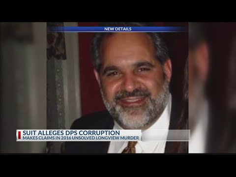 LAWSUIT: Alleges DPS cover-up compromised Horaney murder investigation in Gregg County