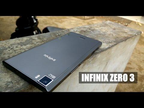 Unboxing Infinix Zero 3 Indonesia (Juragan Tekno).
