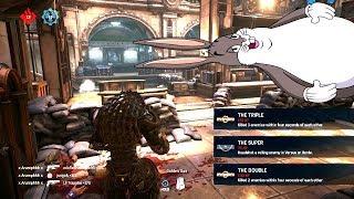 BIG CHUNGUS GOLDEN GUN! (Gears of War 4) Multiplayer Gameplay With TheRazoredEdge!