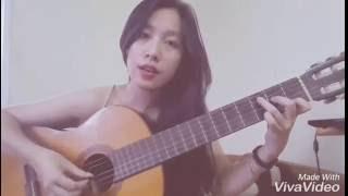 Anh cứ đi đi - Guitar Cover - Trang Van