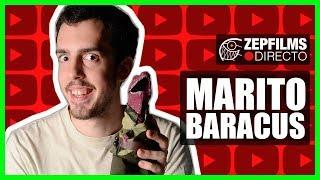 Secretos oscuros de YouTube con MARITO BARACUS | ZEPfilms Directo #17