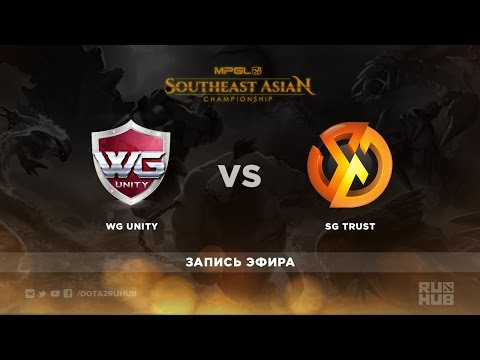 WG Unity vs SG Trust,MGPL 2016