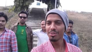 Manjeera Dam Sangareddy visit aaslam Mohammed