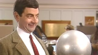 Mr. Bean: Mr. Bean Becomes Charged thumbnail