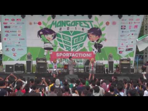 Lomba Karaoke Mangafest 2016, Yogyakarta