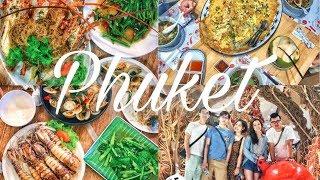 Phuket 悠悠閒| 好誇張的巨型煎蠔餅· 走到哪吃到哪· 小心被坑的 ...