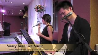 Merry Bees Live Music - Phoebee sings Make You Feel My Love (cover by Bob Dylan/Adele)