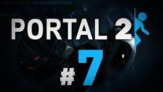 Władza ¯\_(ツ)_/¯ | Portal 2 #7