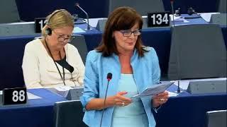 Intervento in aula di Patrizia Toia sulla situazione in Ungheria
