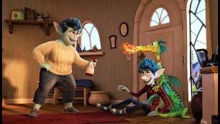 Вперед Мультфильм 2020 Трейлер на русском Disney Pixar