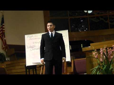 The Abomination Of Desolation - Peter Gregory