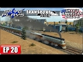 Transport Fever AMERICAN DREAM Part 20 ►THE HIAWATHA◀ (1940) Let's Play / Gameplay