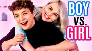 Boy vs. Girl - Verliebt sein | Die Lochis