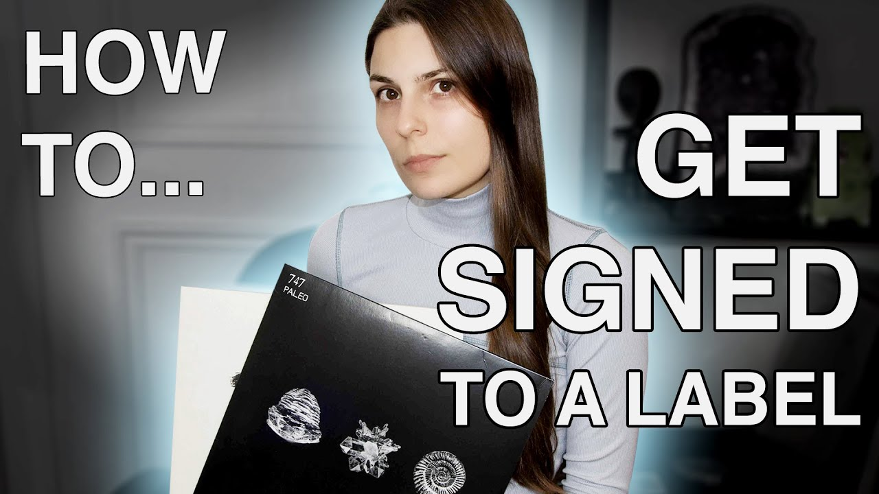 HOW TO GET SIGNED | Demo tips from a techno record label owner
