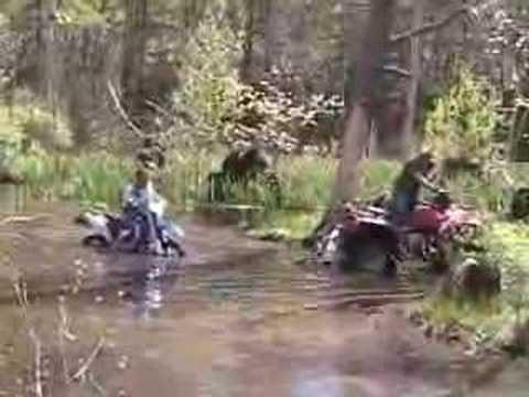 Dirt Bike Mud Pit Youtube