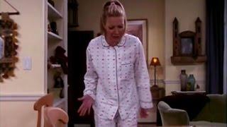 Friends: Phoebe et son détecteur de fumée