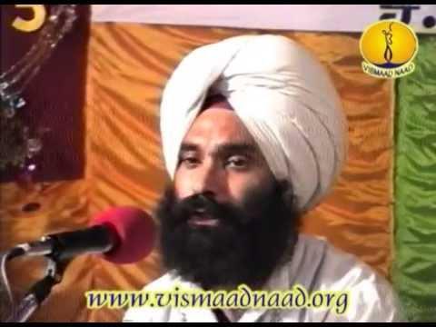 Gurbani Vichar_Prof Jatinderpal Singh Jolly : Adutti Gurmat Sangeet Samellan 1996