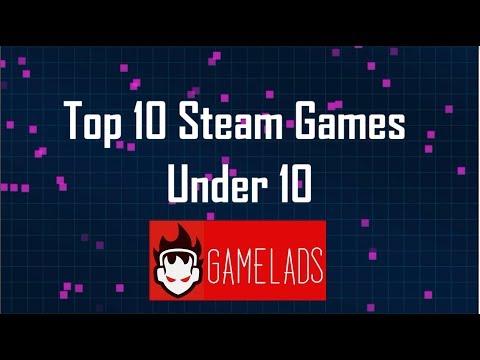best steam games under 10