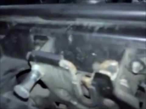 Audi A6 C5 Awaryjne Otwieranie Maski Youtube