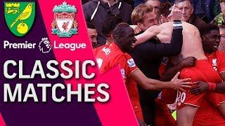 Norwich City v. Liverpool | PREMIER LEAGUE CLASSIC MATCH | 1/23/16 | NBC Sports