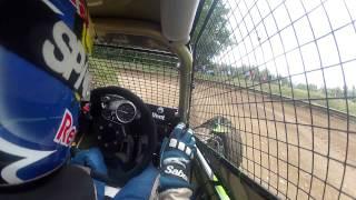 kart cross  R6 , la F1  sur terre, sprint car,  camera embarqué wrc,
