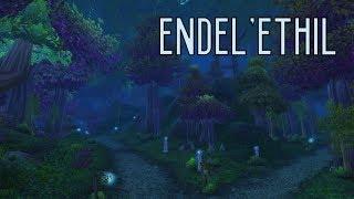 Sharm ~ Endel'ethil (A Darnassian World Of Warcraft Love Song)