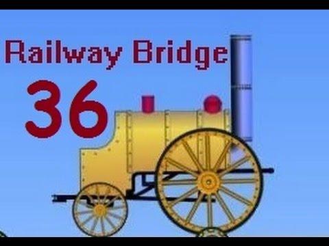 railway bridge game