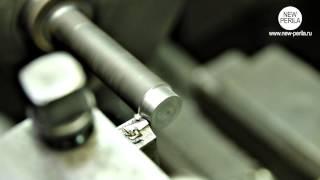 видео Технология изготовления токарных изделий