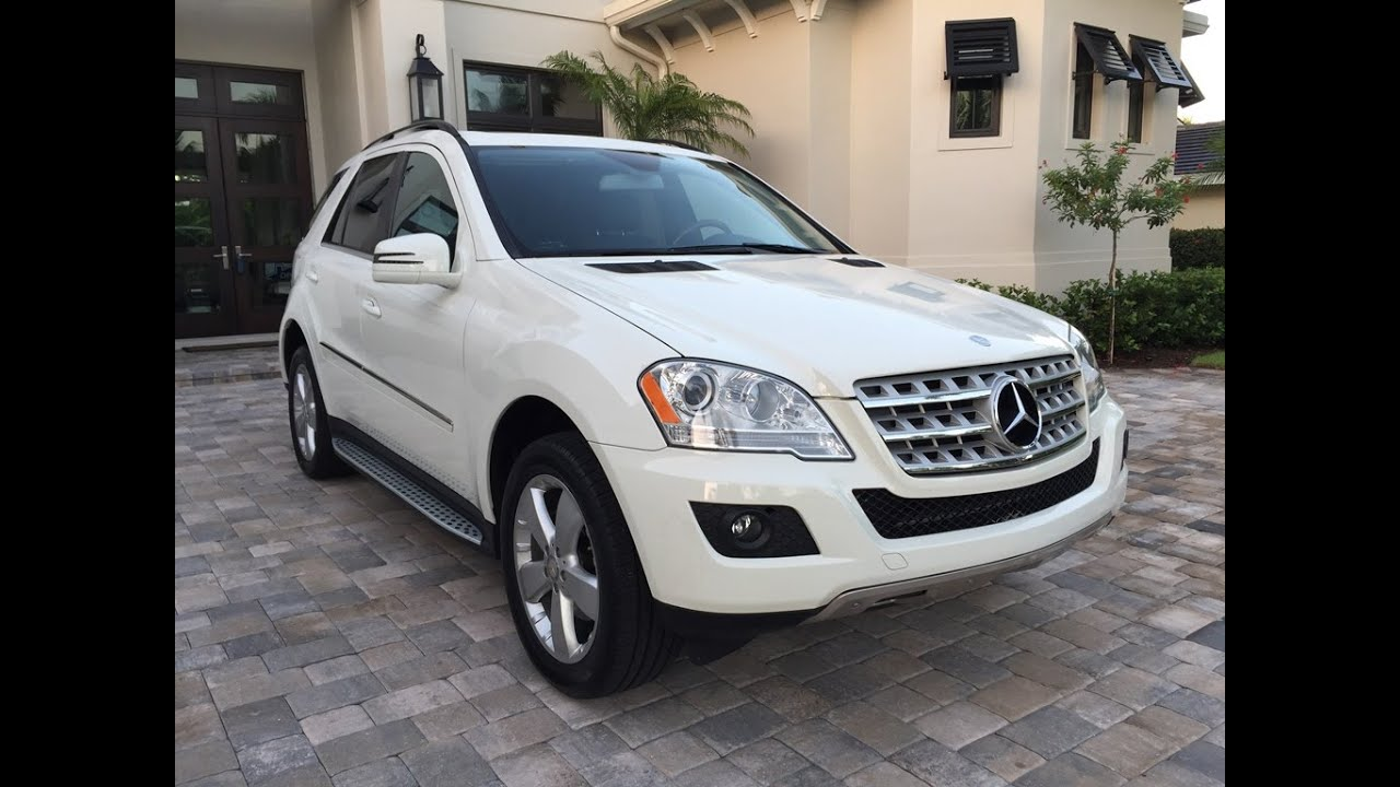 2011 Mercedes-Benz ML350 for sale by Auto Europa Naples ...