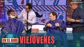 """Joaquín Reyes: """"Ernesto es un guapo ofensivo"""" - En el Aire"""