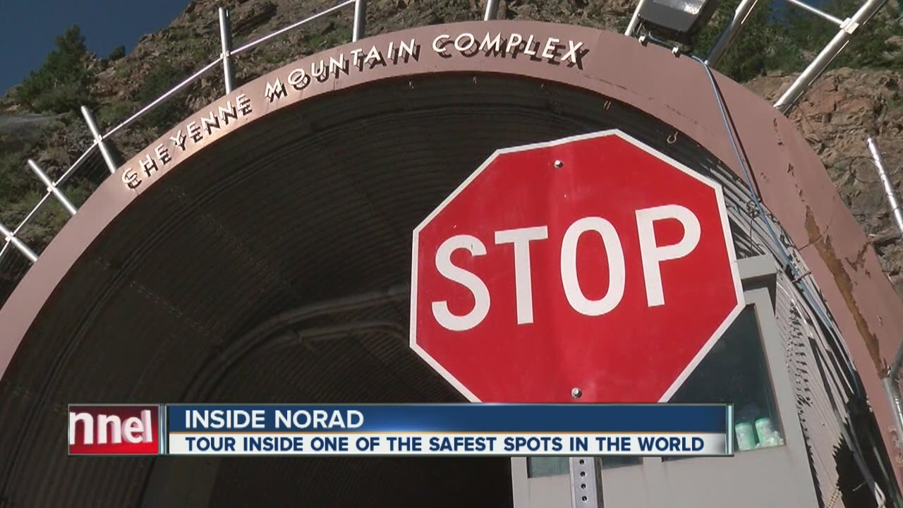 A look inside NORAD's secret Colo. facility