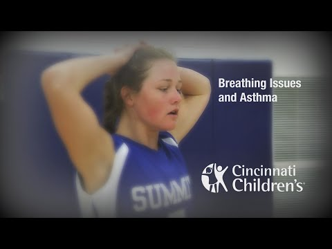 Cincinnati Sports Medicine - Breathing Issues And Asthma  |  Cincinnati Children's