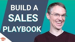Sales Strategy: How to Create a Sales Playbook