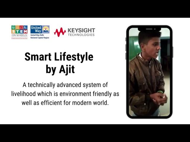 Exp#79 Smart Lifestyle   STEM on Wheels