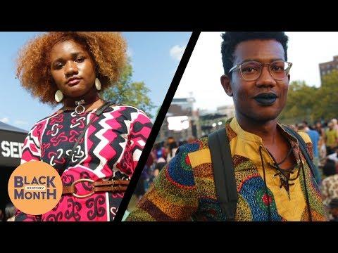 Why I Wear African Print