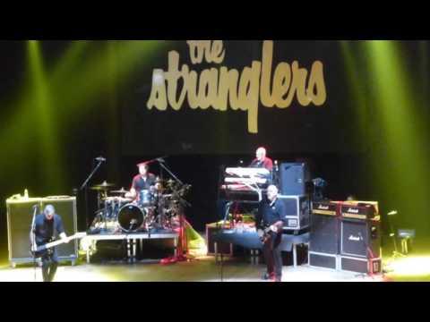 The Stranglers - Tank - Tel Aviv, Charles Bronfman Auditorium - 17 November 2016