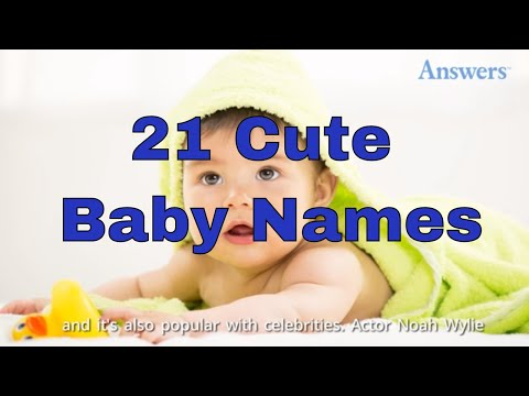 21 Baby Names You've Never Heard But Must Consider