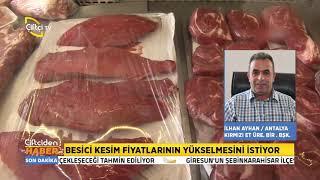 Gambar cover Besiciler İstifa Ediyor! -Antalya Kırmızı Et Üreticileri Birliği Başkanı İlhan Ayhan