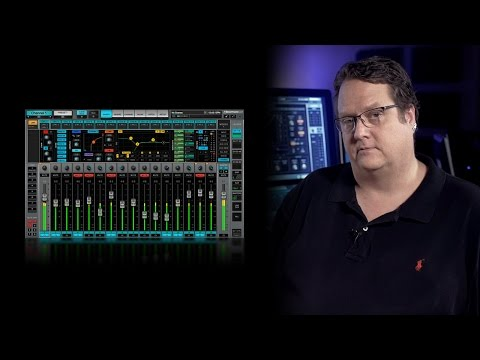 "eMotion LV1 Live Mixing Console – Overview by Ken ""Pooch"" Van Druten"