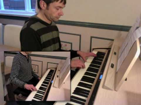 Dumbledore's Farewell - Harry Potter and the Half-Blood Prince - Keyboard cover - Nicholas Hooper mp3