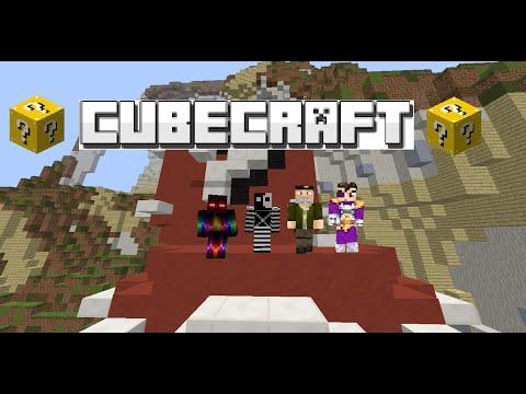 Cubecraft-Lucky Islands/Con ValentiroYT, VEGETTA777 y TheWillyrex- WTF????? Me Mato Willy!!!