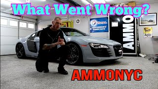 AMMONYC R8 Wrap One Year Later - How Did This Happen?