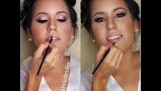 Maquillaje - Peinado de Novia